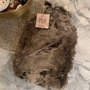 Faux Fur Hot Water Bottle | Restoration Ha…